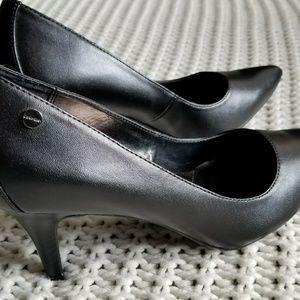Calvin Klein Mid Heel Pumps
